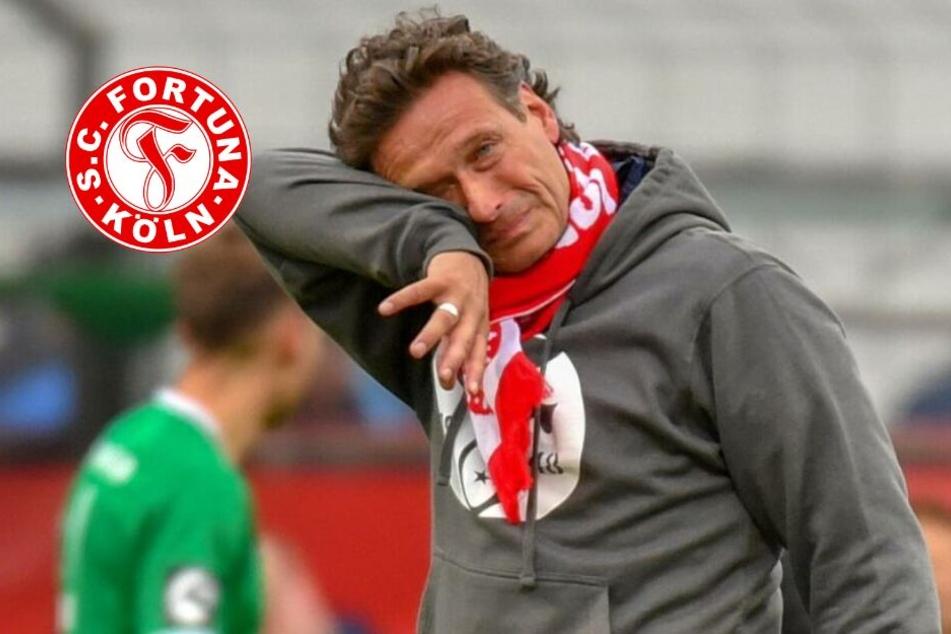 Fortuna Kölns trauriger Abstieg: Die Krise begann im Herbst