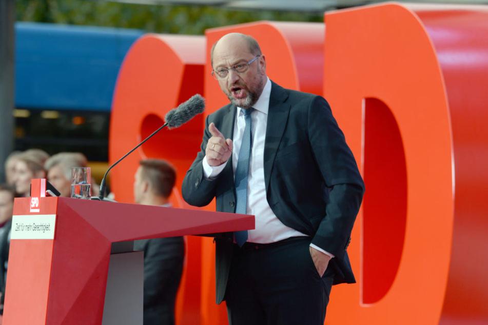 Schulz bezieht sich dabei auf die Äußerungen eines AfD-Politikers zur documenta in Kassel.