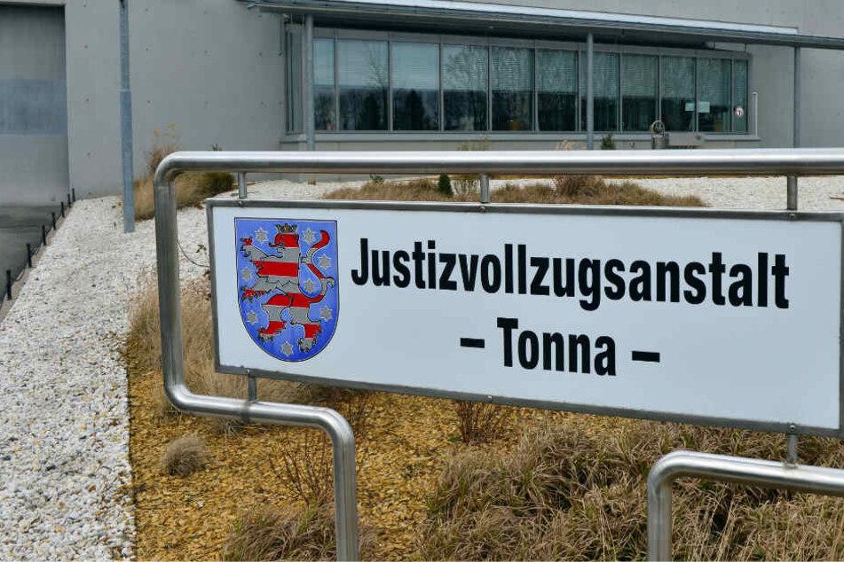 In der JVA Tonna sollte sich der Schmuggel ereignet haben.