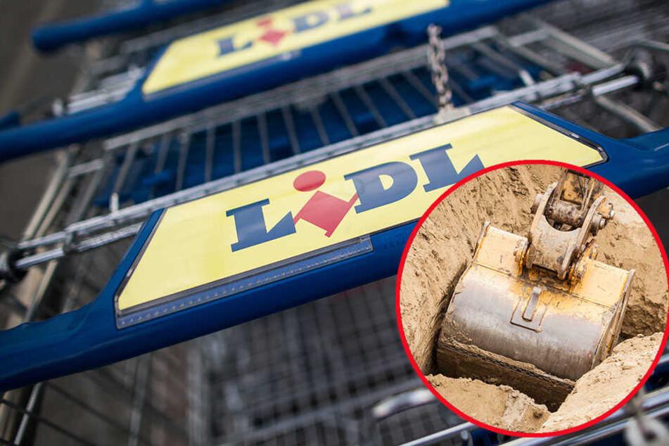 Bis auf weiteres wird an dem neuen Lidl-Markt in Brakel nicht gebaut.
