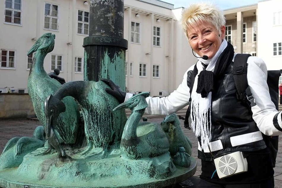 Gästeführer haben in Chemnitz doppelt Grund zu feiern