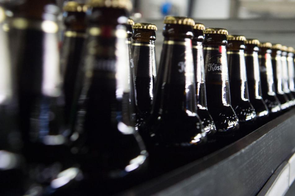 Die Bad Köstritzer Brauerei ist weltweit für ihr Schwarzbier bekannt.