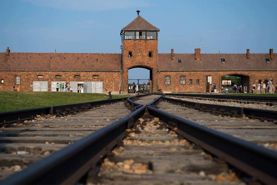 Von 1940 bis 1945 betrieb die SS den Komplex Auschwitz als Vernichtungs- und Konzentrationslager.