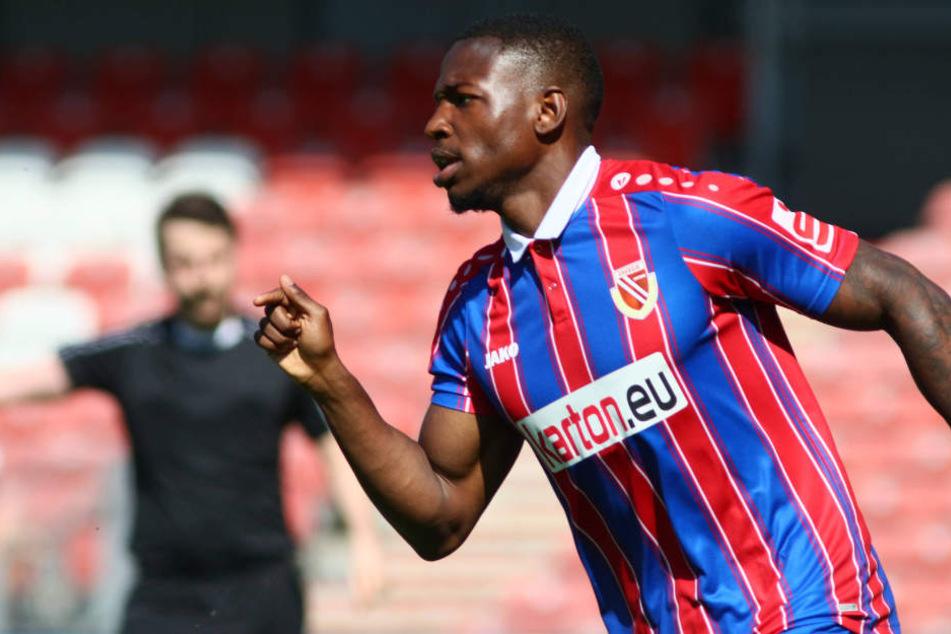 Mamba gelangen ganze 19 Tore in 26 Spielen.