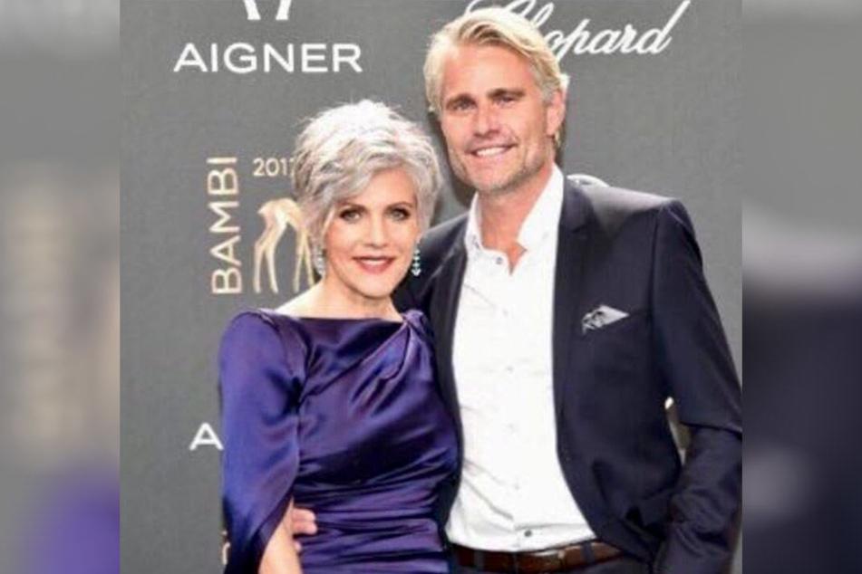 Selbst ihrem Frank zeigte Birgit Schrowange ihre grauen Haare zunächst nicht.
