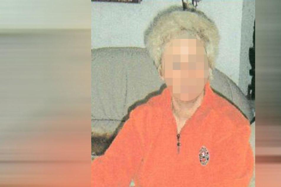 Die Seniorin wurde seit dem 7. Oktober vermisst.