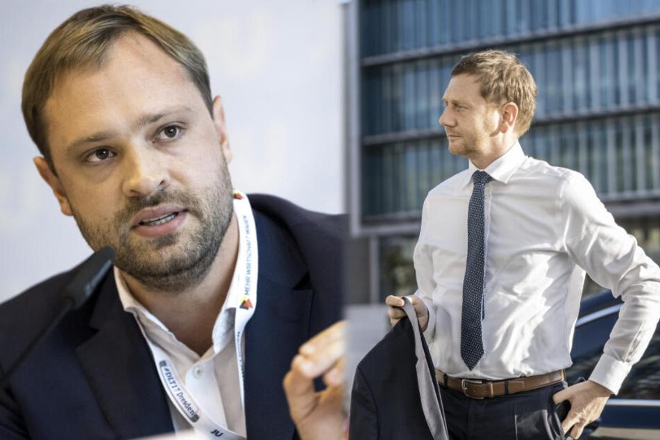Thüringens CDU kuschelt mit der Linken: Was sagt Sachsen dazu?