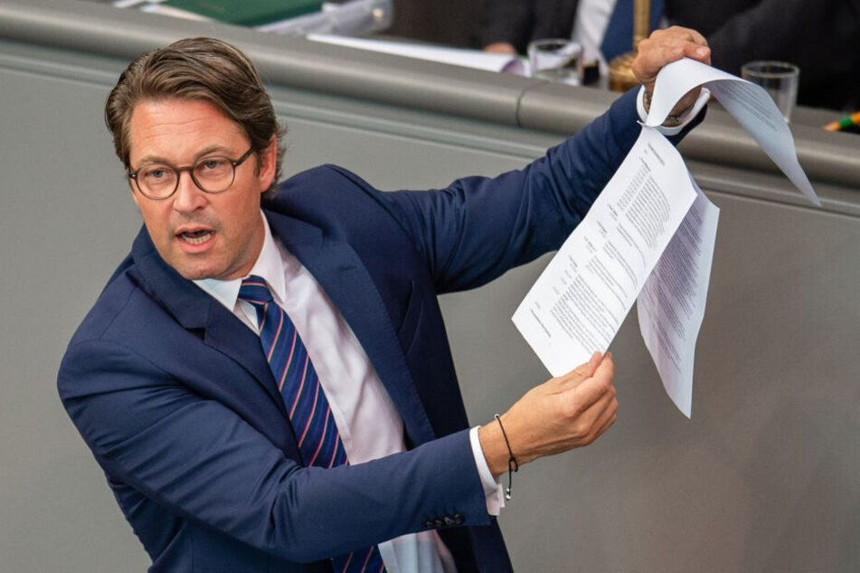 Andreas Scheuer fordert höhere Strafen für Verkehrssünder.