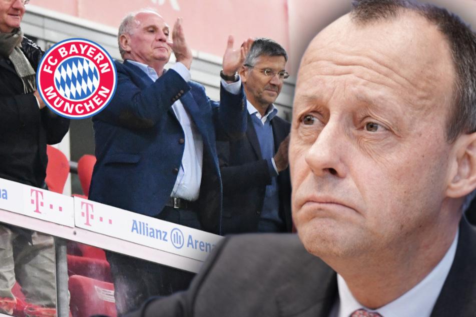"""""""Dummheit oder Arroganz"""": CDU-Politiker Merz schießt gegen Bayern-Chefetage"""