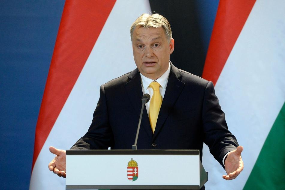 Viktor Orban (57), Ministerpräsident von Ungarn, gilt als sehr umstrittener Politiker.
