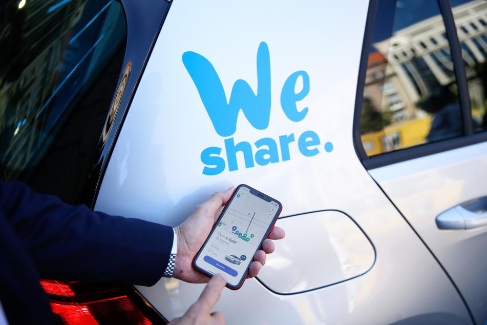 """Fahrdienst """"WeShare"""" geht in Hamburg mit Elektroautos an den Start"""