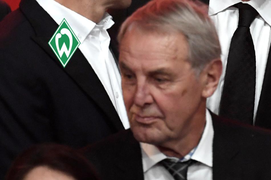 "TV-Legende Wontorra übt Kritik an Werder Bremen: ""Umarmungsmentalität"""