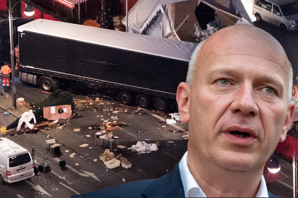Politiker reagieren auf Tod des Helfers vom Weihnachtsmarkt-Anschlag
