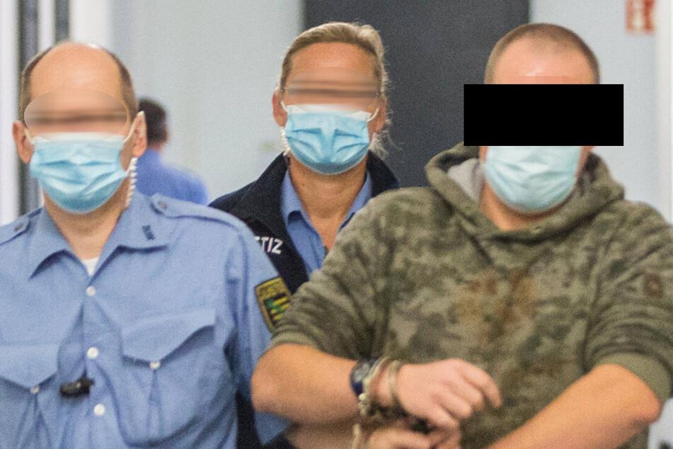 Auf dem Handy von Stefan B. (29) wurde ein Foto des verletzten Opfers gefunden.