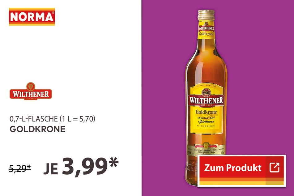 Goldkrone für 5,29 Euro.