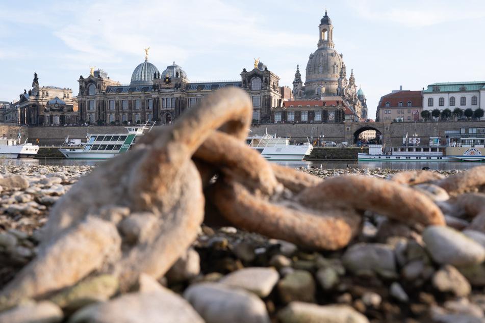 Bei um die 30 bleibt die Inzidenz in Sachsen konstant.