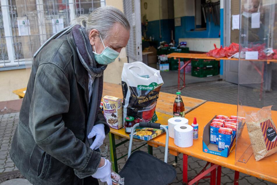 Corona trifft die Ärmsten: Alternative Angebote der Tafeln