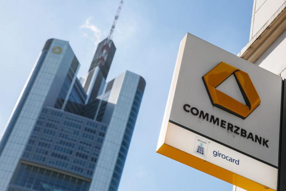 Der Gewinn der Commerzbank fiel mit 250 Millionen Euro und rund neun Prozent höher aus als vor einem Jahr