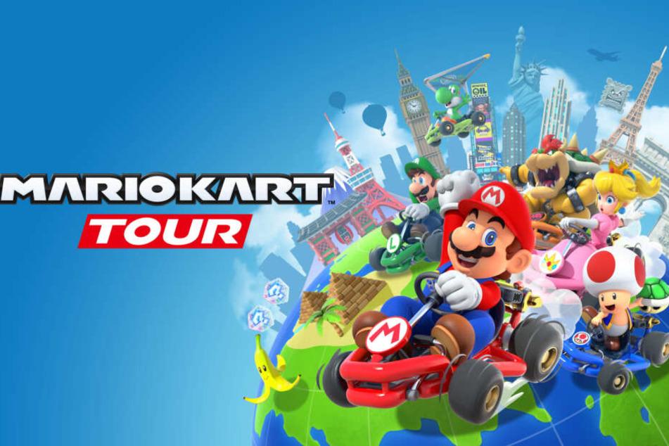 Mario Kart Tour zum Download: Das sagt das Netz zur App