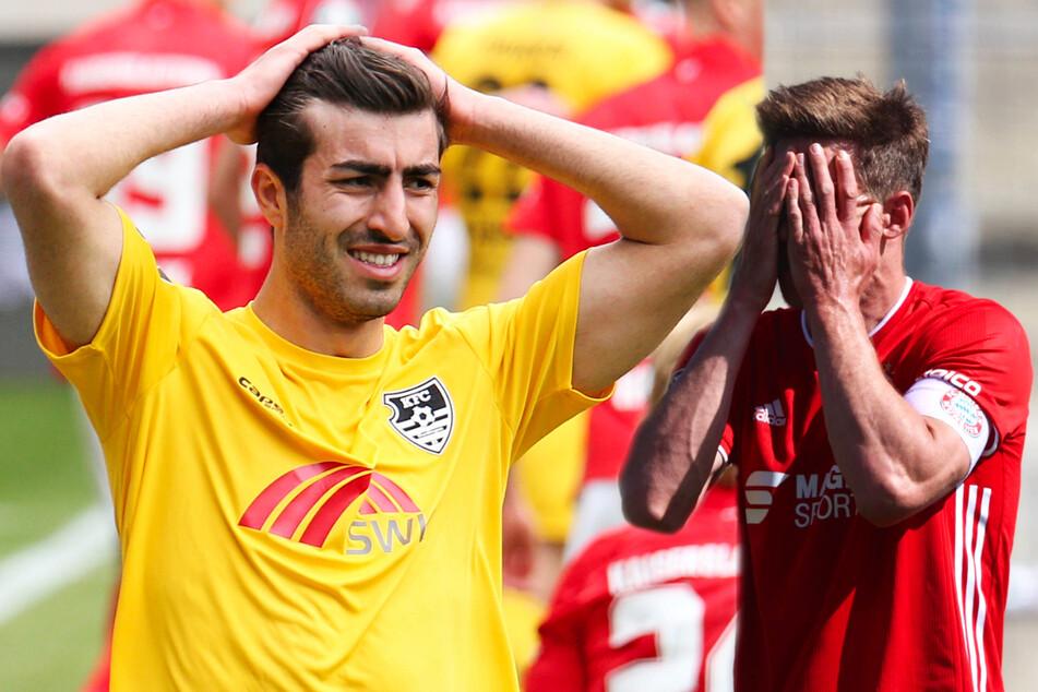 Abstiegskampf der 3. Liga: Uerdingen, Bayern II und Meppen in arger Bedrängnis!
