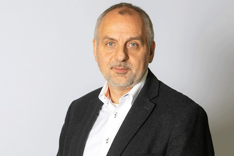 Spitzenkandidat Rico Gebhardt (55)