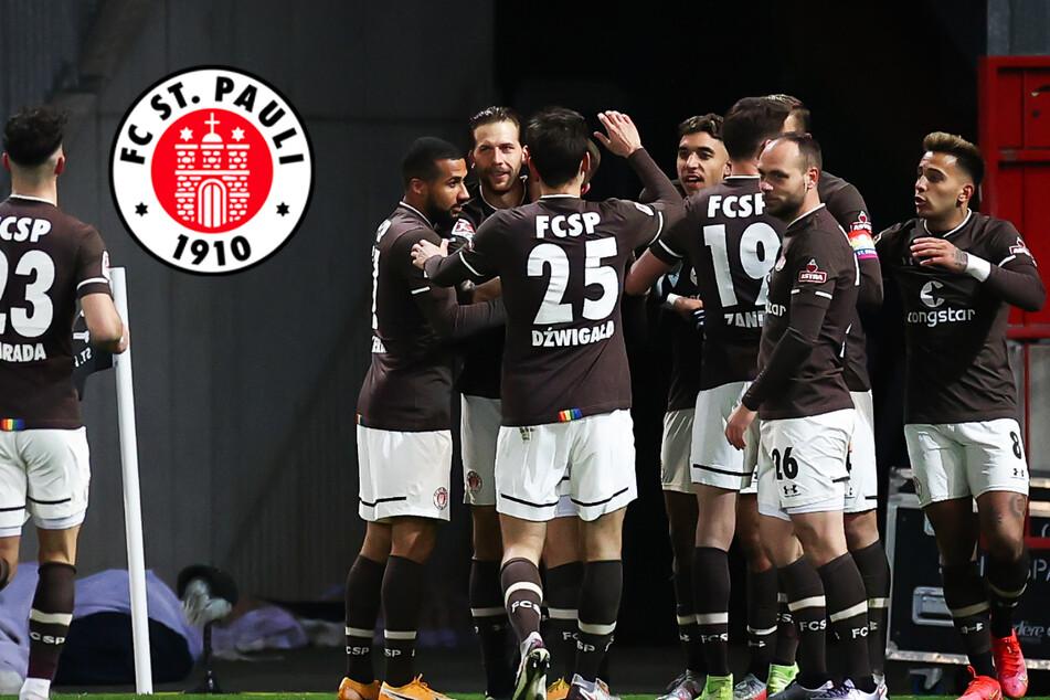 St. Paulis Super-Trio wirbelt: Kiezkicker lassen Braunschweig keine Chance!