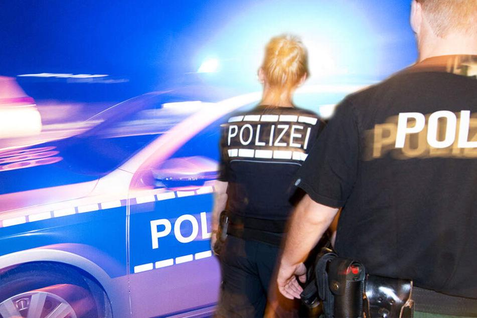 Die unbekannten Täter flüchteten, die Polizei hat die Ermittlungen aufgenommen. (Symbolbild)