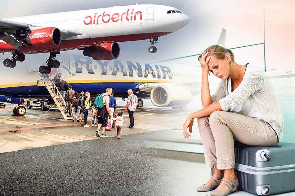 Gestrichene Flüge, stillgelegte Routen: Ärger bei Urlaubsflügen ist lästig, muss aber nicht einfach hingenommen werden.