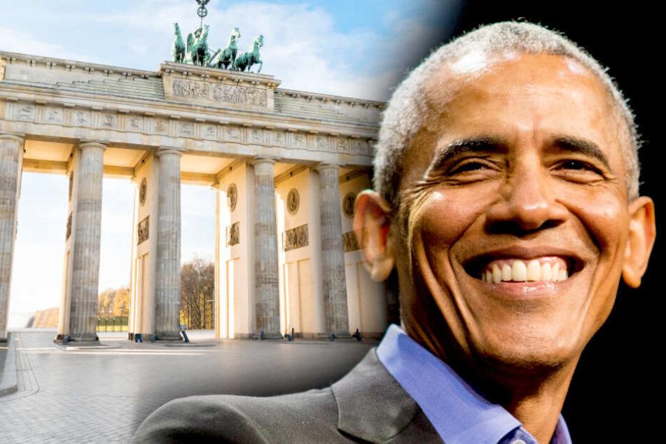 Barack Obama stellt sich Fragen junger Menschen in Berlin!