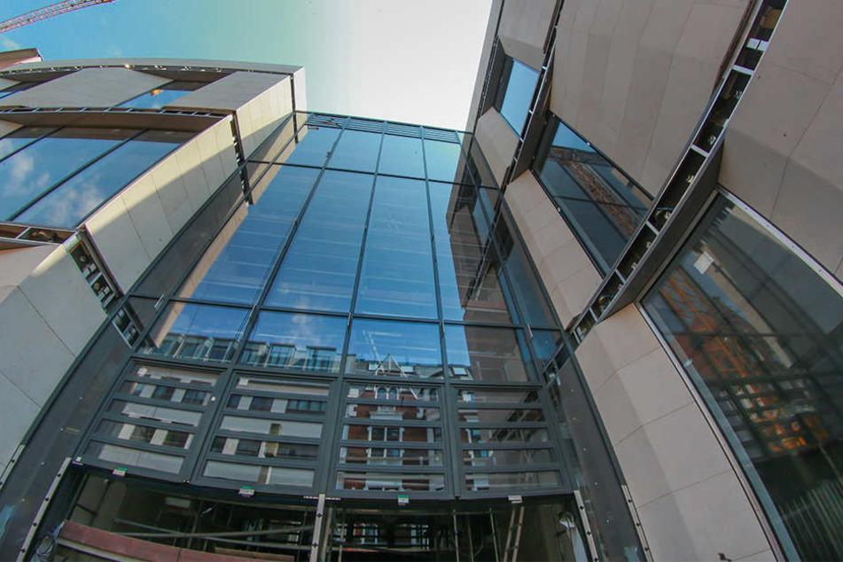 110 Läden ziehen im neuen Bielefelder Shopping-Center Loom ein.