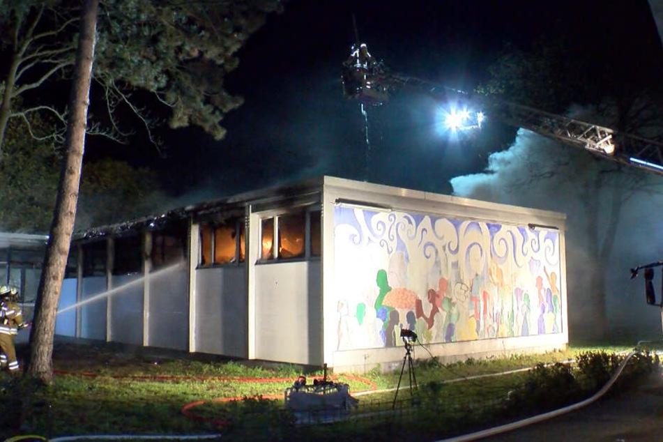 Riesenschaden nach Brand: Haben vier Jungs gezündelt?
