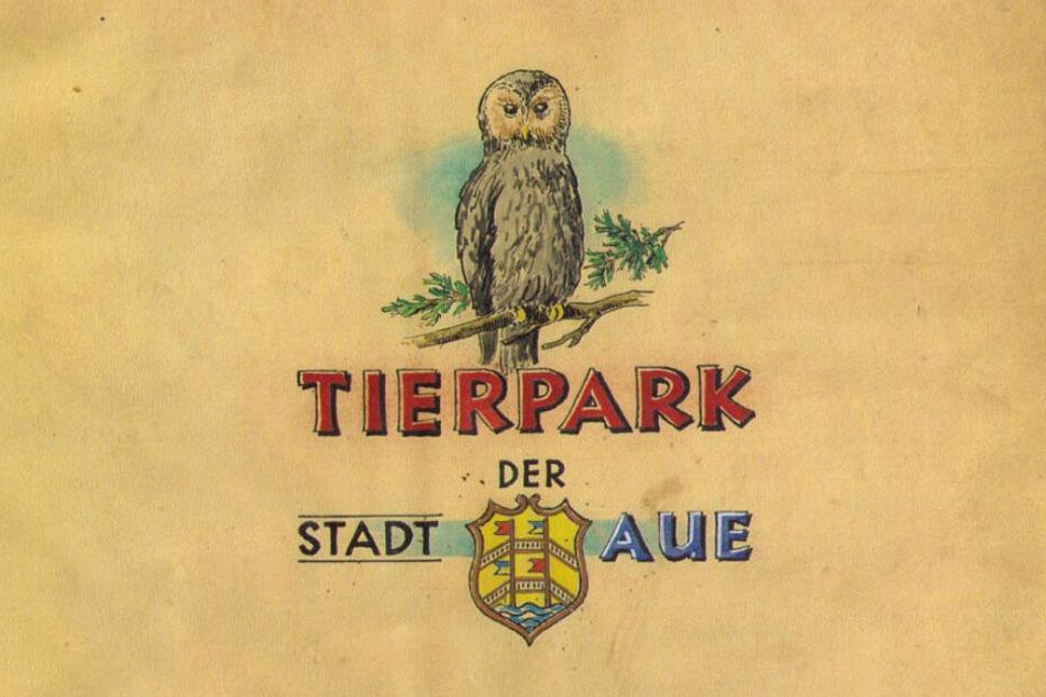 1960 zierte ein Sperlingskauz das Zoo-Logo.