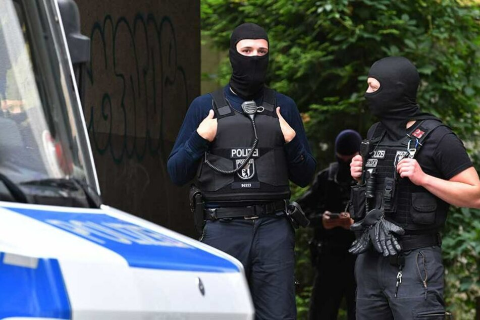 Polizisten fanden bei der Razzia 26 Kilo Marihuana (Symbolbild).