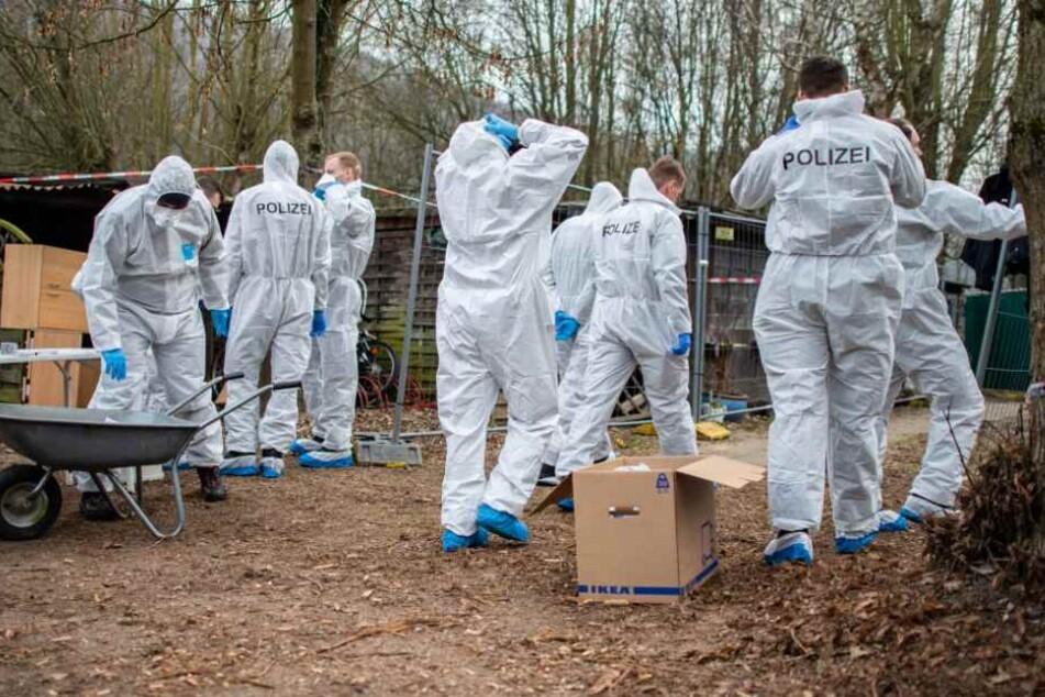 """""""Noch ein Opfer nicht ausgeschlossen"""": Polizei krempelt Campingplatz erneut um"""