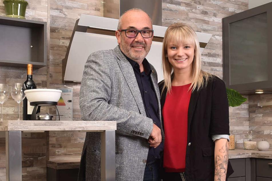 Geschäftsführer Dirk Hähnchen und Peggy Czerczick freuen sich auf Deine Bewerbung.