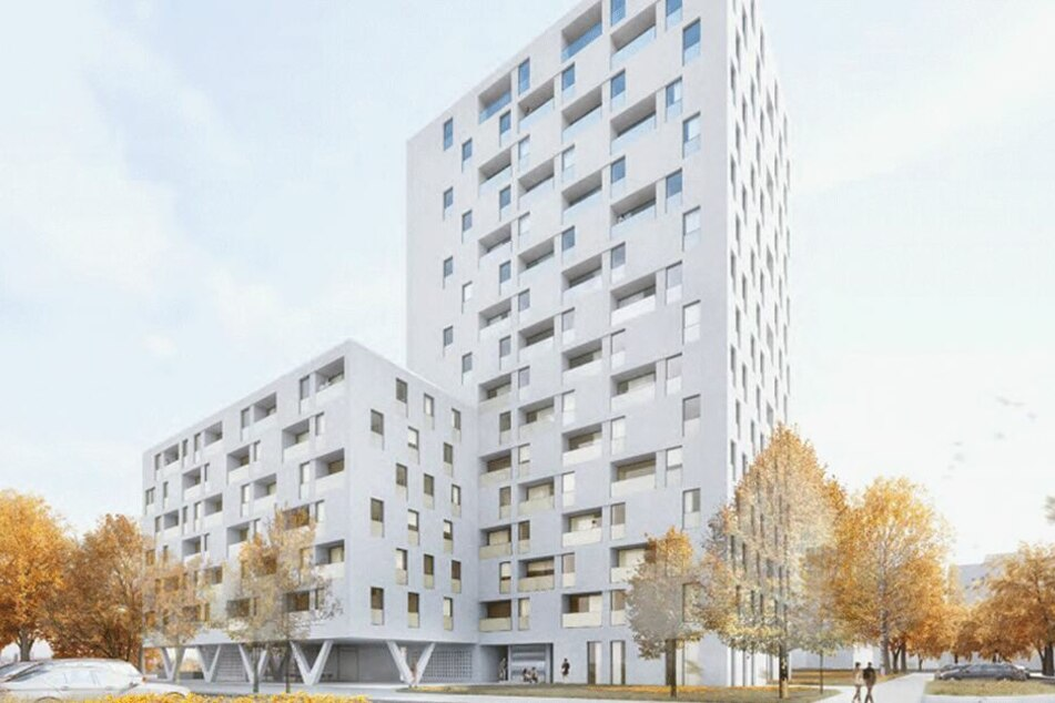 Das hätte das erste WiD-Hochhaus sein können. Die Pläne wurden im Rat gestoppt.