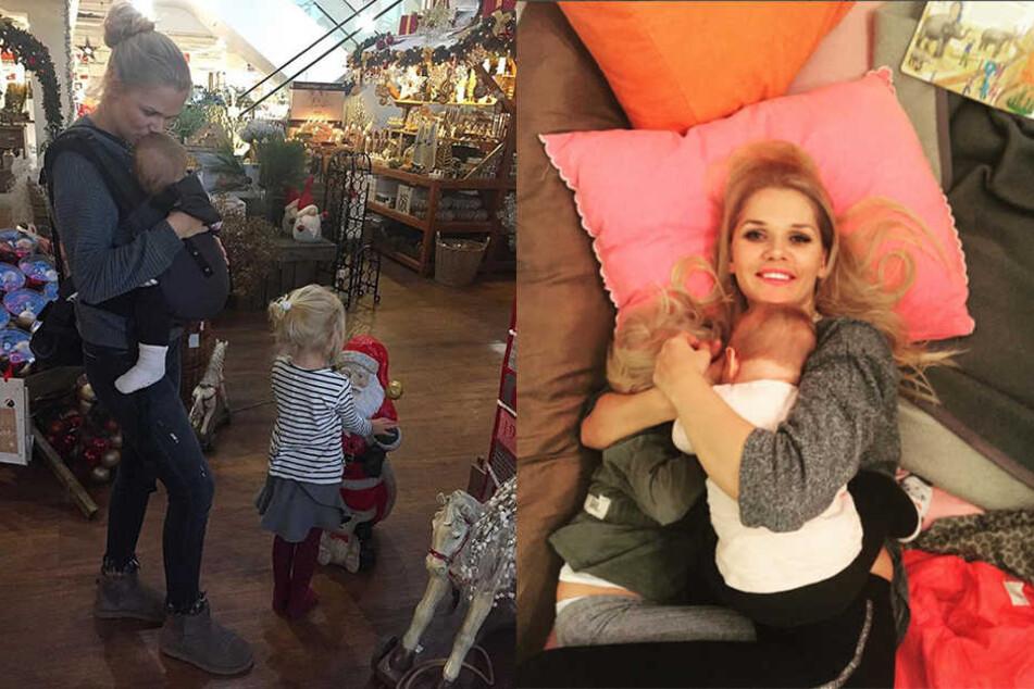 Dürfen Sara Kulkas Kinder eigentlich an den Weihnachtsmann glauben?