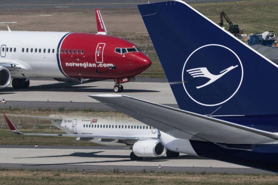 Das Flugzeug wurde anschließend überprüft (Symbolfoto).