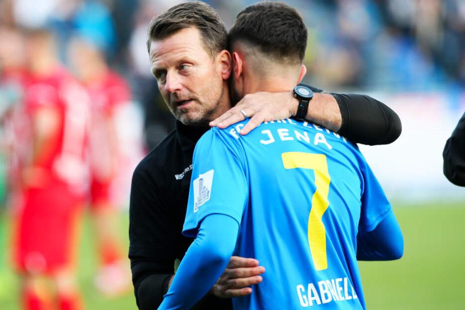 Für Rico Schmitt ist nach vier Monaten in Jena schon wieder Schluss.