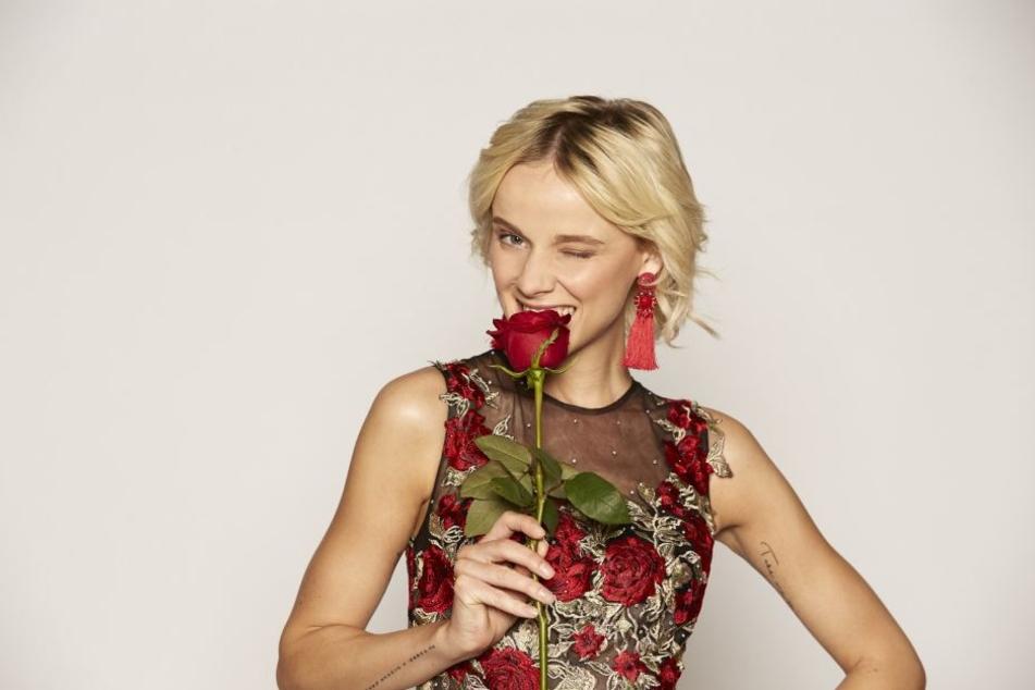 In Folge eins tanzte sie sich noch zu einer Rose. Trotzdem flog sie in der zweiten Nacht der Rosen raus.