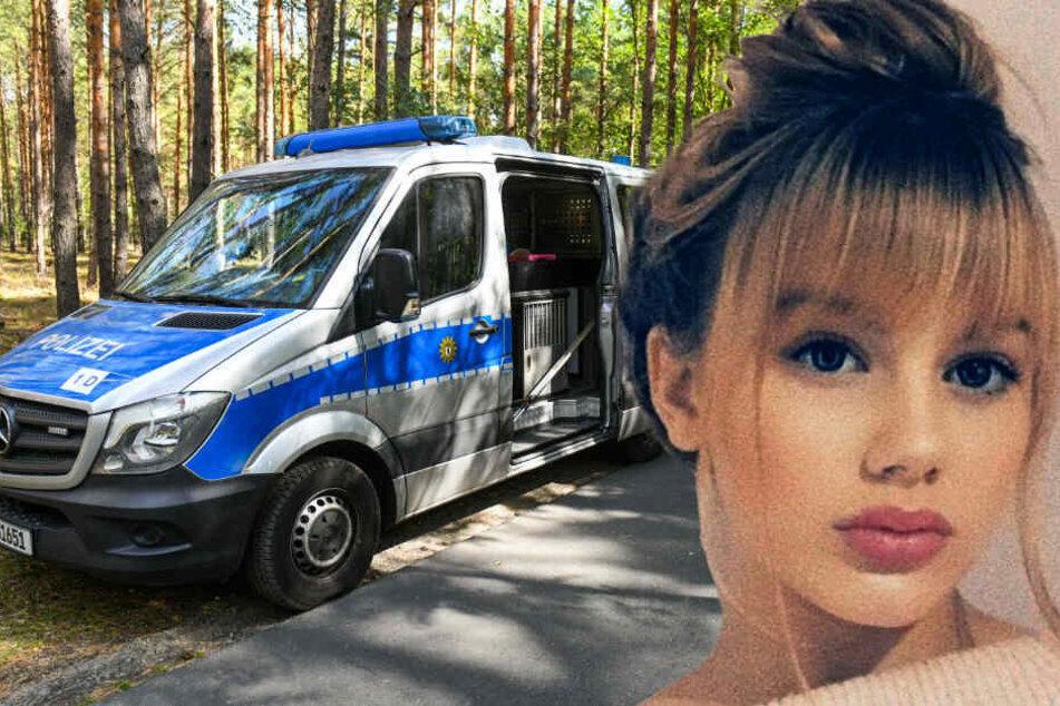 Wochenlang suchte die Polizei intensiv nach der vermissten Rebecca.
