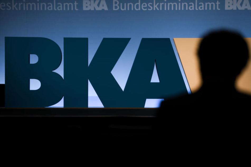 In einer Pressekonferenz am Dienstag informierte das BKA die Presse über die jüngsten Erkenntnisse (Symbolbild).