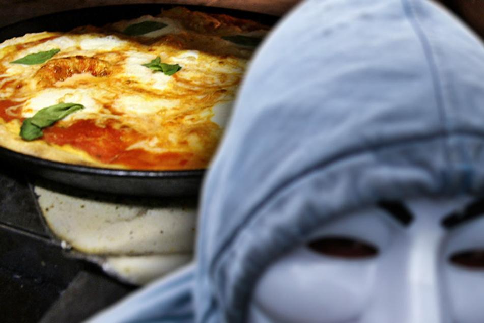 Maskierte wollen Pizzabäcker ausrauben, doch damit haben sie nicht gerechnet