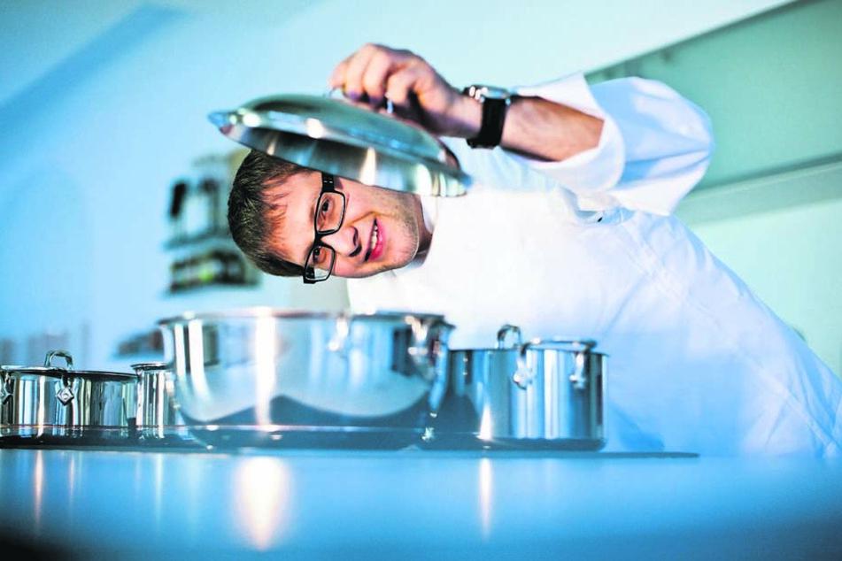 SemperOpernball: Das steht beim Sterne-Koch auf der Einkaufsliste