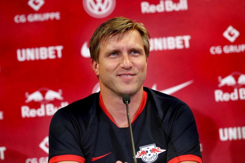 Beweist aktuell ein glückliches Händchen in Sachen Transfers: Leipzigs neuer Sportdirektor Markus Krösche.