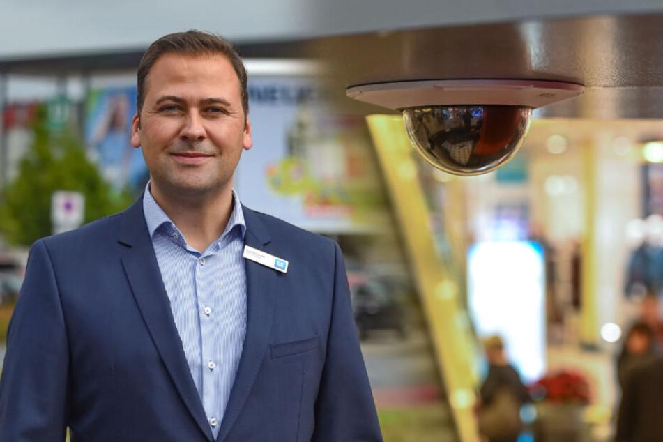 Video-Überwachung: Wie Sachsens Kaufhäuser Kunden auszählen