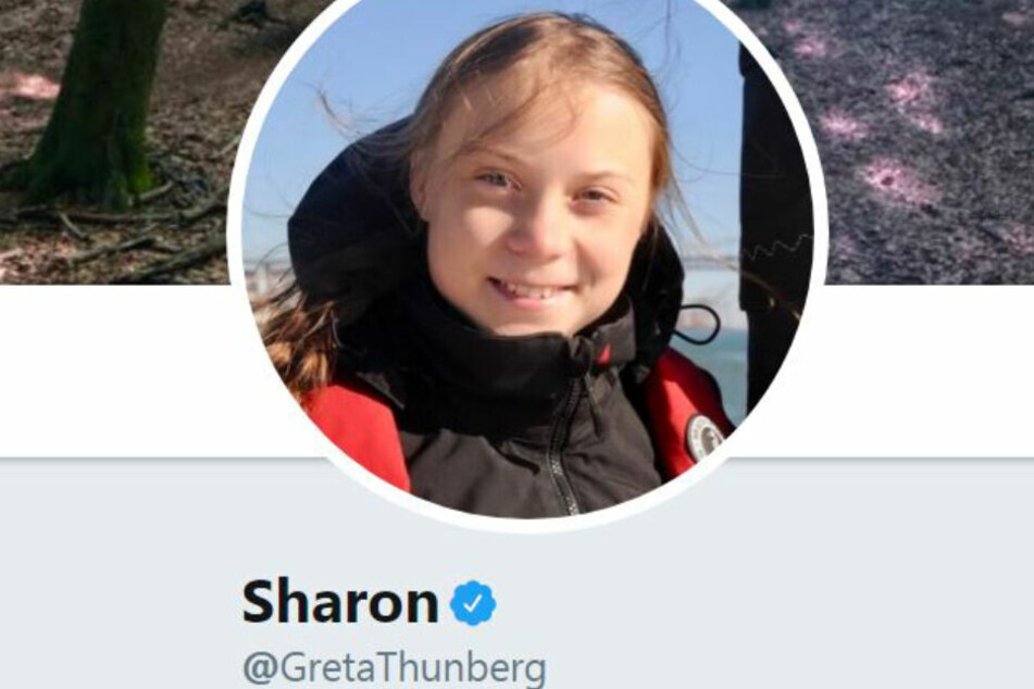 Greta heißt jetzt Sharon. Twix aber nicht wieder Raider...
