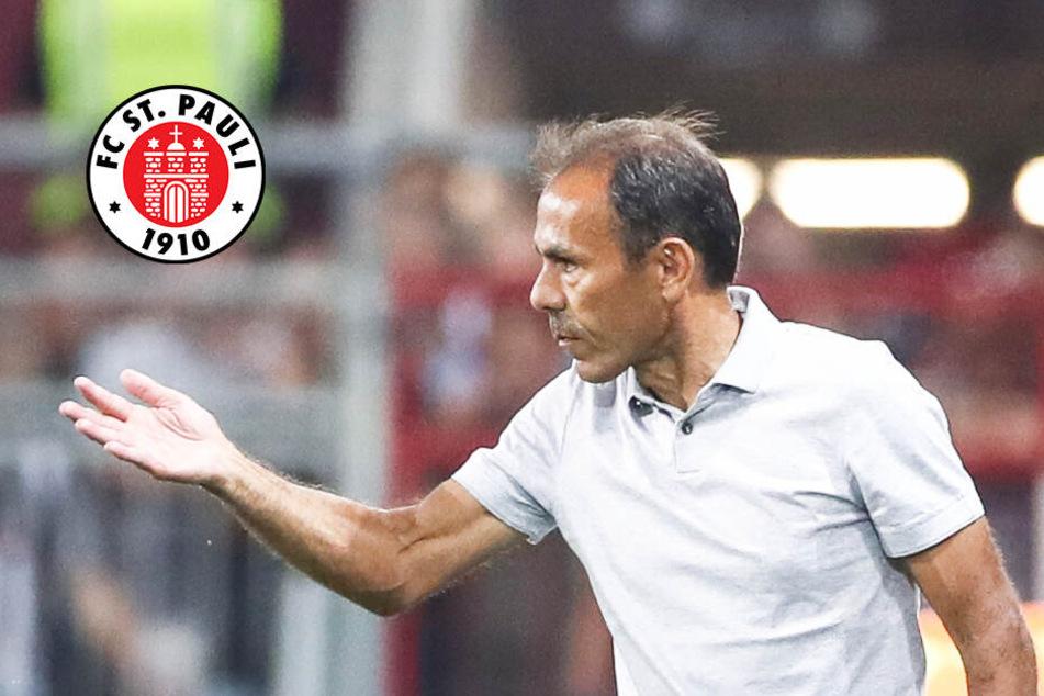 St. Pauli-Trainer geht mit B-Auswahl im Testspiel unter