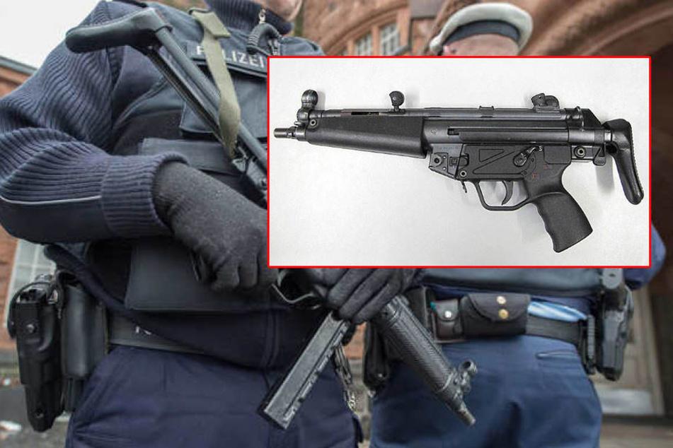 Dicke Belohnung für Hinweise zur verlorenen Maschinenpistole