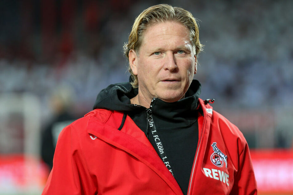 Markus Gisdol (50) will endlich seinen ersten Sieg als FC-Trainer feiern.